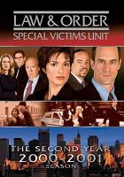 Cover image for Law & order, SVU. Season 02, Complete [videorecording DVD]