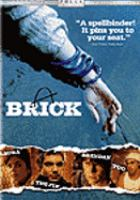 Cover image for Brick [videorecording DVD] : a detective movie