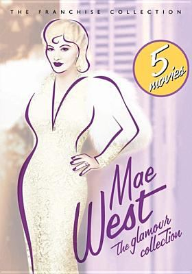 Cover image for Mae West. the glamour collection [videorecording DVD]