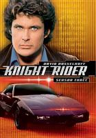Cover image for Knight rider. Season 3, Complete