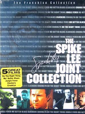Cover image for The Spike Lee joint collection
