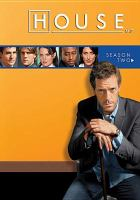 Cover image for House, M.D. Season 2, Complete