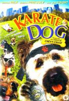 Cover image for Karate dog