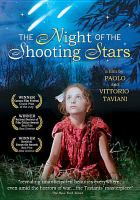 Cover image for Night of the shooting stars