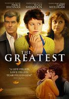 Cover image for The greatest