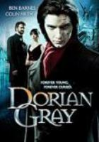 Cover image for Dorian Gray