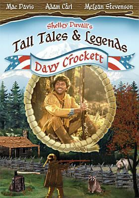 Cover image for Davy Crockett
