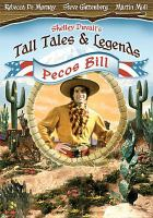 Cover image for Pecos Bill, king of the cowboys