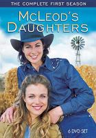 Cover image for McLeod's daughters. Season 1, Complete