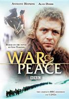 Cover image for War & peace. Disc 4