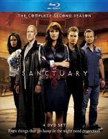 Imagen de portada para Sanctuary. Season 02, Complete [videorecording Blu-ray]