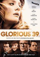 Imagen de portada para Glorious 39