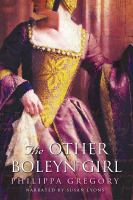 Cover image for The other Boleyn girl. bk. 9 [sound recording CD] : Plantagenet and Tudor series