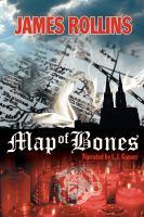Cover image for Map of bones. bk. 2 a Sigma Force novel