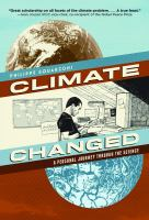 Cover image for Climate changed : a personal journey through the science