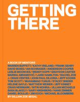 Cover image for Getting there : a book of mentors
