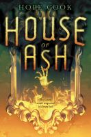 Cover image for House of ash