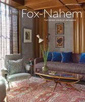 Cover image for Fox-Nahem : the design vision of Joe Nahem