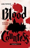 Cover image for The blood countess : Lady slayers series