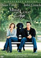 Imagen de portada para Must love dogs