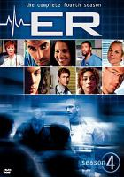 Cover image for ER. Season 4, Disc 6