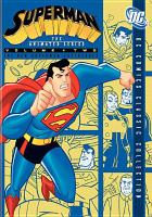 Cover image for Superman, the animated series. Vol. 2 The new Superman adventures