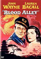 Imagen de portada para Blood alley