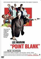 Cover image for Point blank [videorecording DVD]