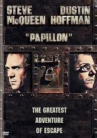 Cover image for Papillon [videorecording DVD] (Steve McQueen version)