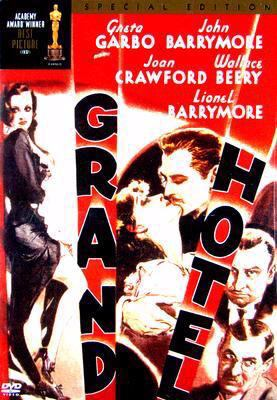 Cover image for Grand hotel