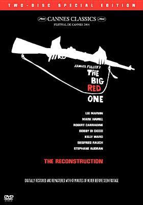 Imagen de portada para The big red one [videorecording DVD] : the reconstruction