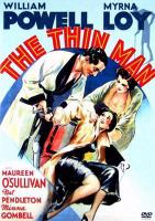 Cover image for The thin man