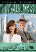 Cover image for Dallas. Season 03, Complete