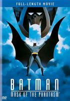 Imagen de portada para Batman. Mask of the Phantasm