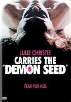 Cover image for Demon seed [videorecording DVD]