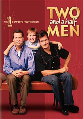 Cover image for Two and a half men. Season 01, Complete