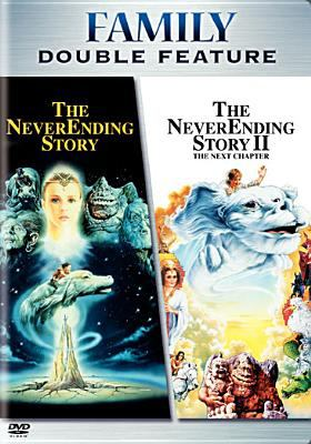 Cover image for The neverending story [videorecording DVD] : the neverending story II : the next chapter.