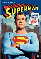 Cover image for Adventures of Superman. Season 2, Complete