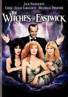 Cover image for The witches of Eastwick