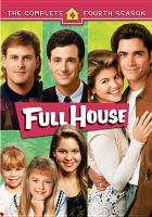 Cover image for Full house. Season 4, Complete