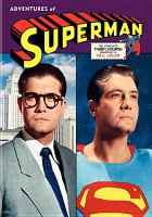 Cover image for Adventures of Superman. Season 3 & 4, Complete