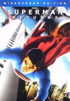 Cover image for Superman returns
