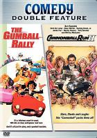 Cover image for The gumball rally and Cannonball run II