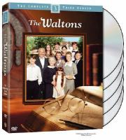 Cover image for The Waltons. Season 3, Complete