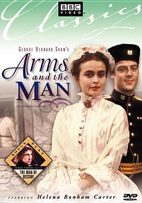 Cover image for Bernard Shaw's Arms and the man The Man of destiny