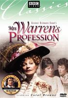 Cover image for Bernard Shaw's Mrs. Warren's profession [videorecording DVD] : with bonus play You never can tell