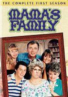 Cover image for Mama's family. Season 1