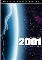Cover image for 2001 : a space odyssey [videorecording DVD]