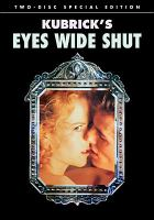 Cover image for Eyes wide shut [videorecording DVD]