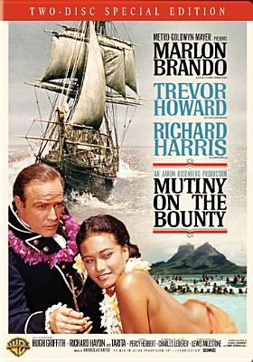 Cover image for Mutiny on the Bounty